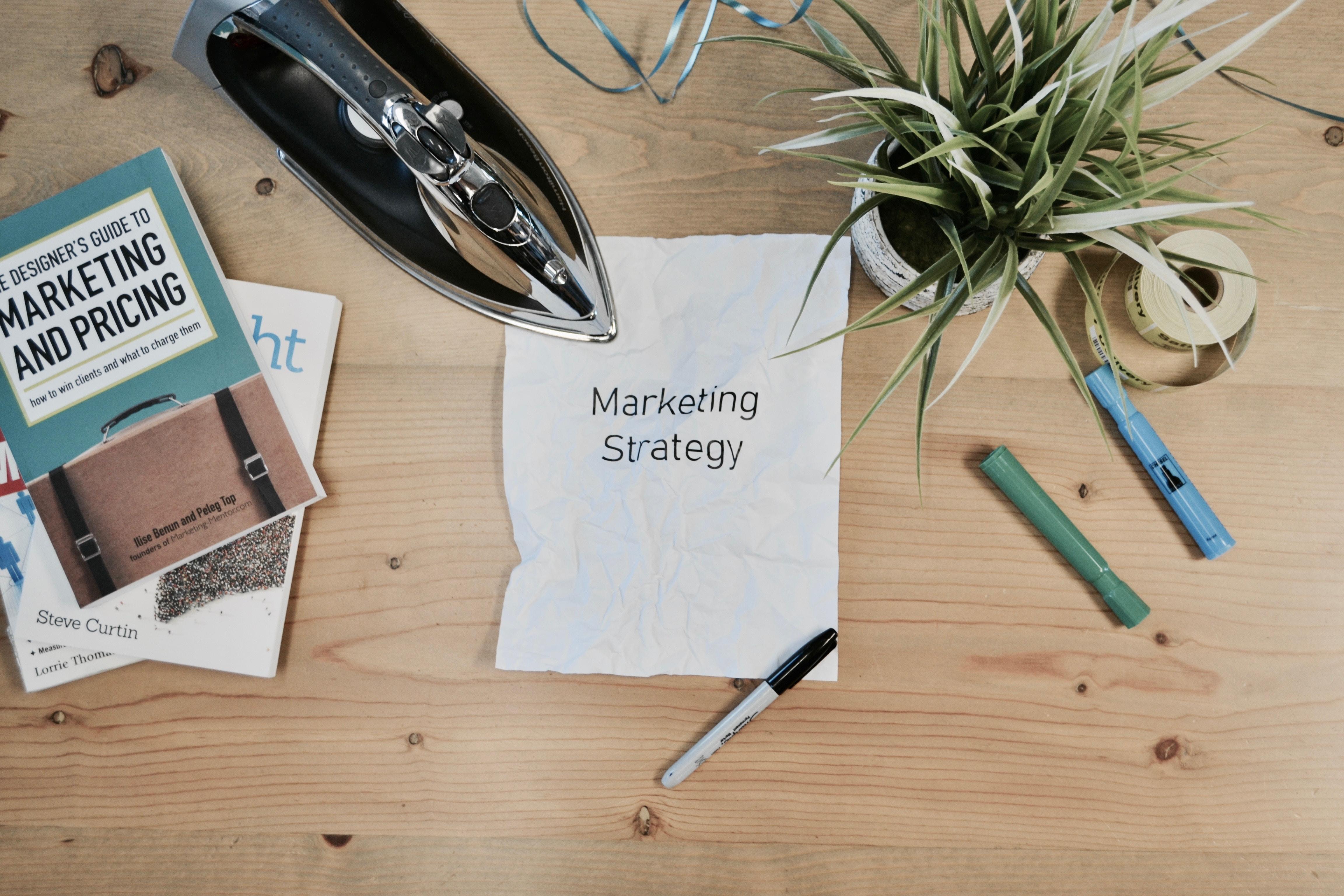 marketing idé